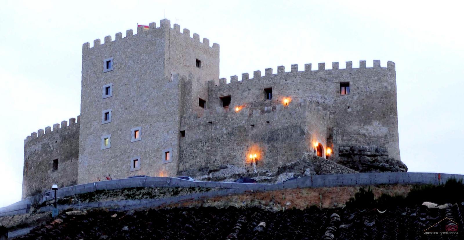 Hotel Residencia Real Castillo De Curiel